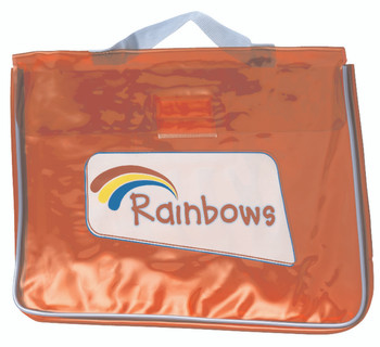 Rainbows Welcome Bag