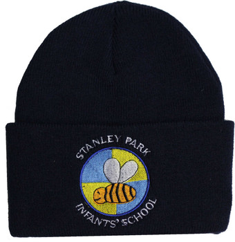 Stanley Park Infants Knitted Hat