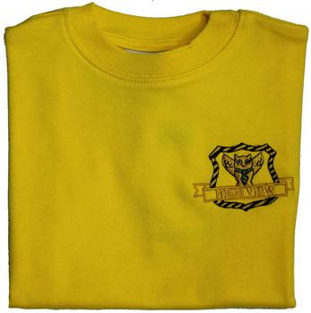 High View Yellow PE T-Shirt