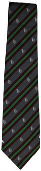 Sutton Grammar Green School Tie