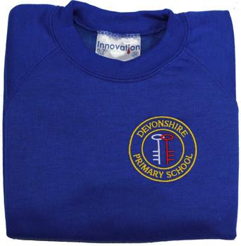 Devonshire Round Neck Sweatshirt