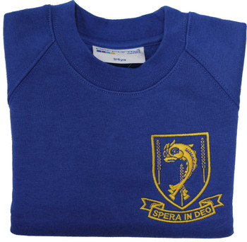 Laleham Lea Royal Sweatshirt