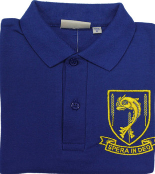 Laleham Lea Royal Polo Shirt