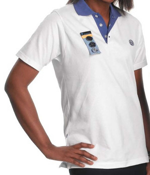 Adult Leaders White Polo Shirt