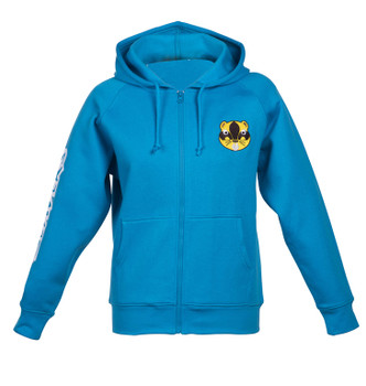 Beavers Adult Zipped Hooded Jacket