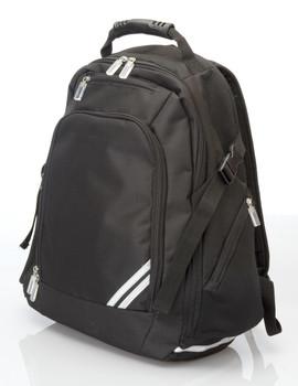 Back Care Navy Backpack