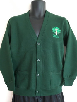 Foresters Primary Cardigan