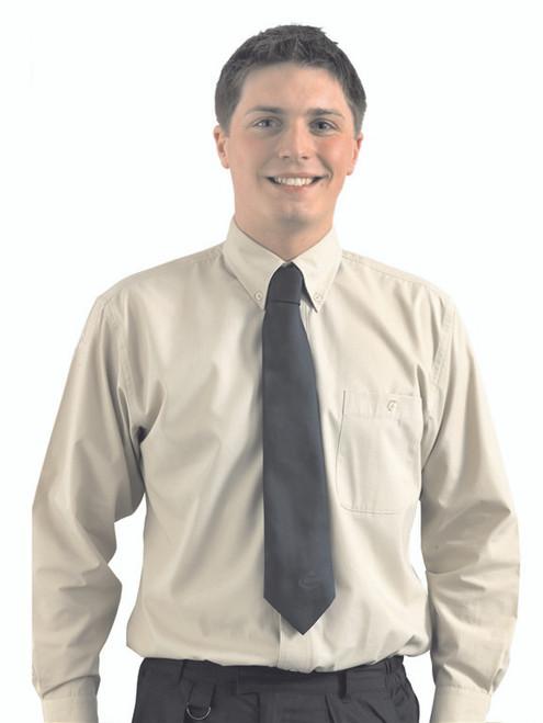 Adult Leaders Long Sleeve Shirt (Stone)