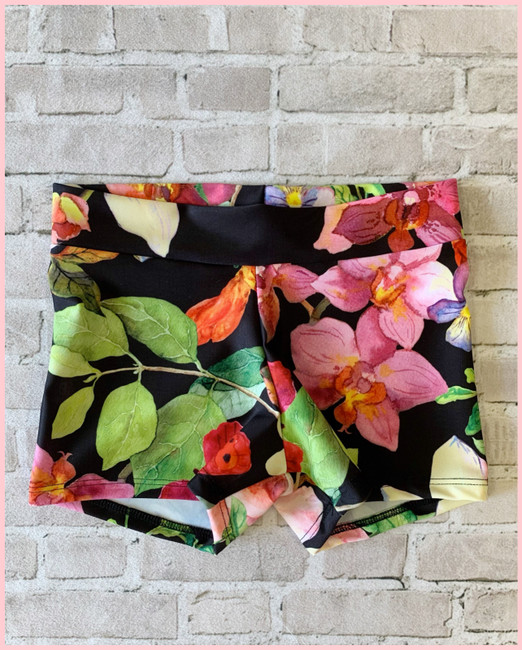 Printed Shorts - Dark Romance - Adult