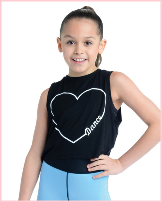 Heart Dance Top - Child