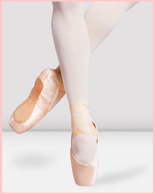 Bloch Balance Lisse Pointe Shoe
