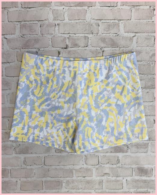 Animal Print Shorts - Adult
