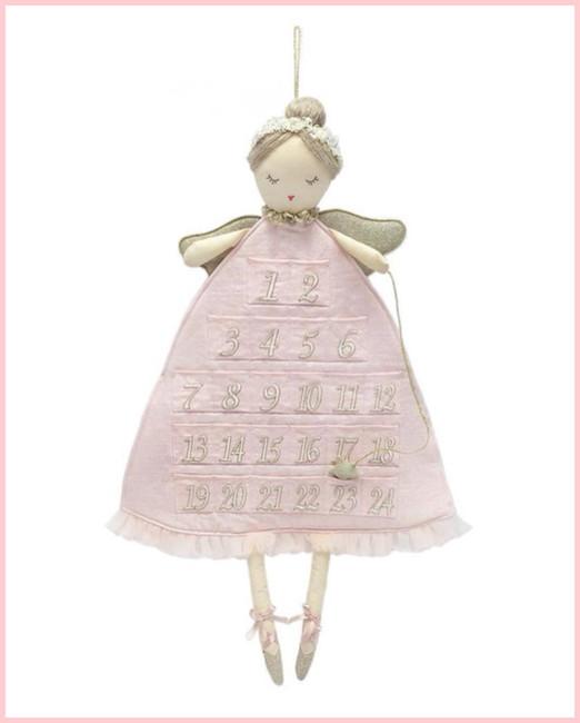Sugar Plum Ballerina Advent Calendar