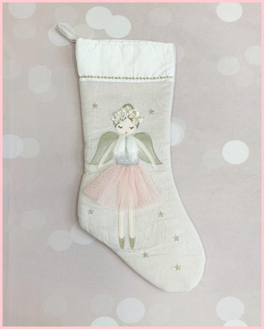 Anna Angel Stocking