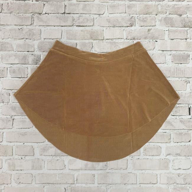 Bullet Pointe Skirt - Gold
