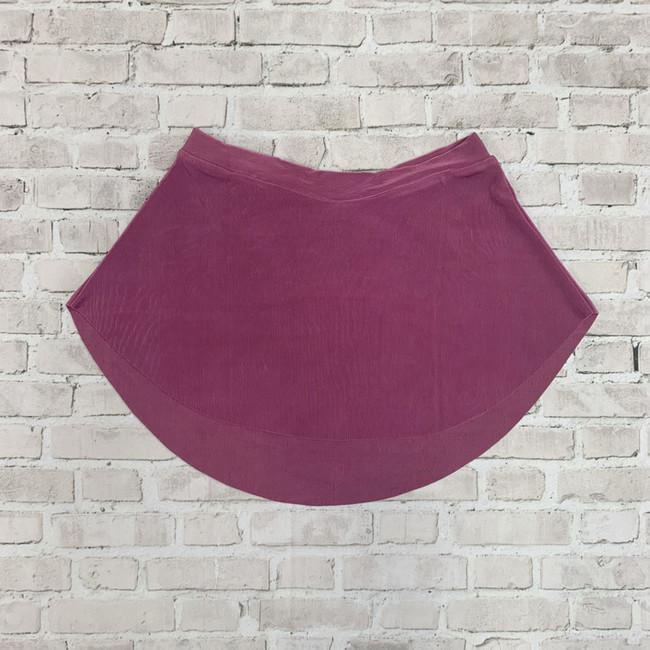 Bullet Pointe Skirt - Rose