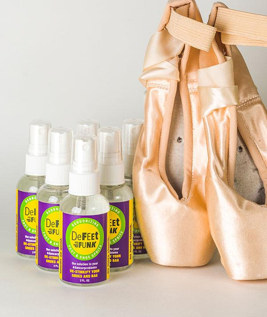 DeFeet da Funk Foot Spray