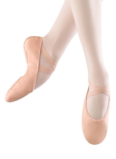 Split Sole Leather Ballet S0208L