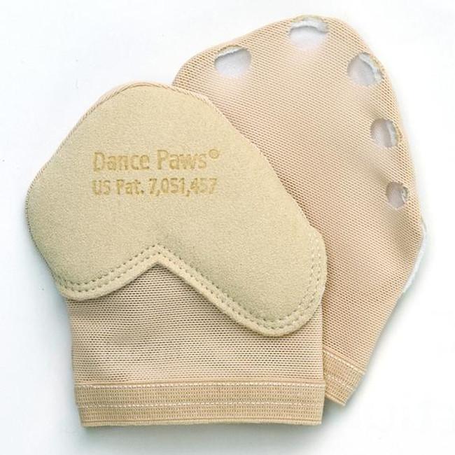 Dance Paws - Light Nude