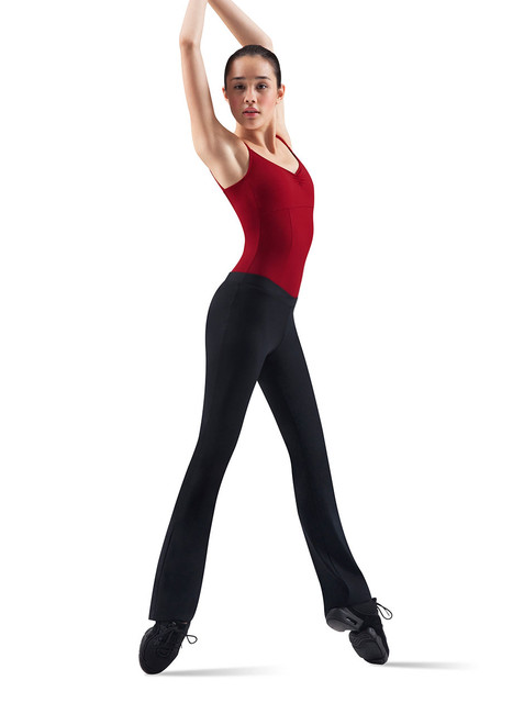 V-Waist Jazz Pants by Bloch