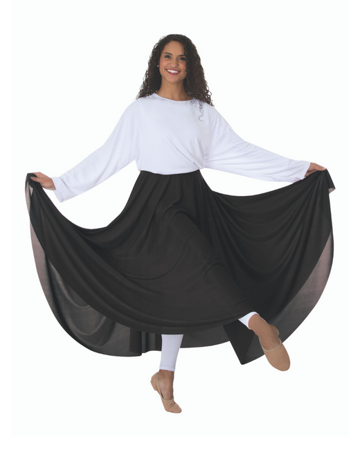 Liturgical Skirt - Plus Size