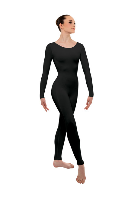 Long Sleeve Unitard - Adult