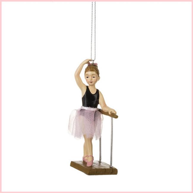 Ballerina at the Barre Ornament