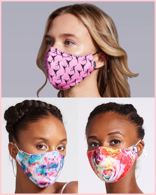 Printed Face Mask - Adult