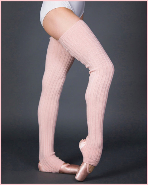 "Ladies 30"" Legwarmers - Pink"
