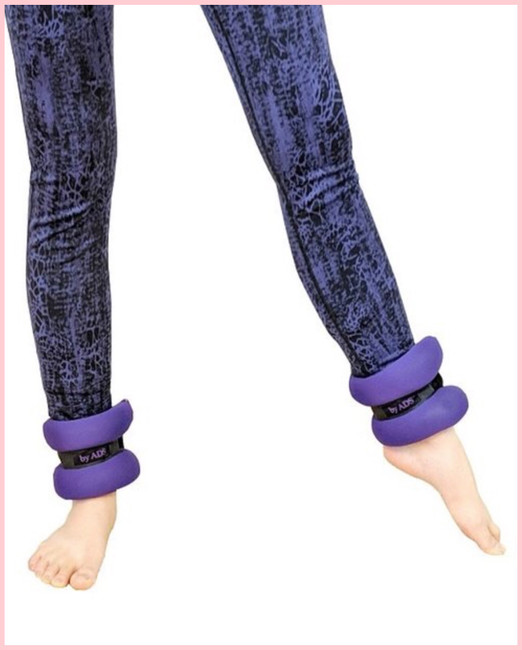 Ankle Weights - 2 Pounds