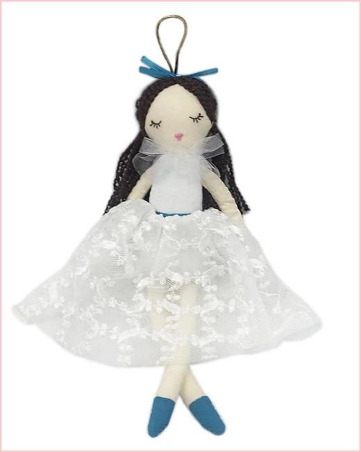 Clara Doll Christmas Ornament