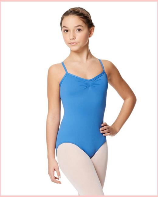 Alair Criss Cross Back Pinch Front - Turquoise