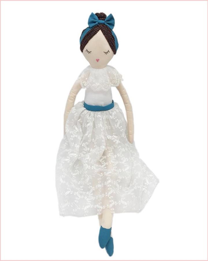 Clara Nutcracker Heirloom Doll