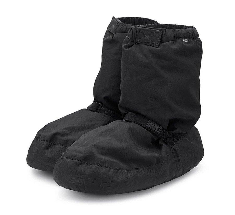Bloch Warm Up Booties - Ladies