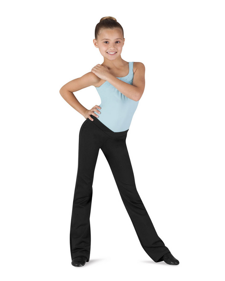 Tactel V-Waist Jazz Pants