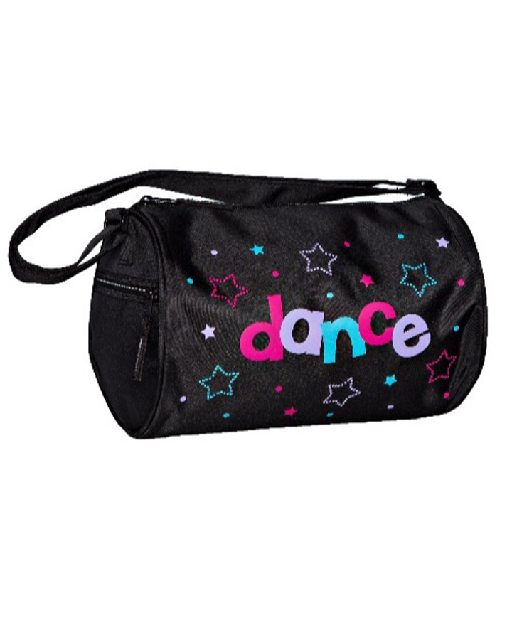 Multi Color Dance Duffle