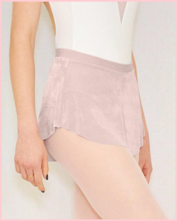 Bullet Pointe Skirt - Haze