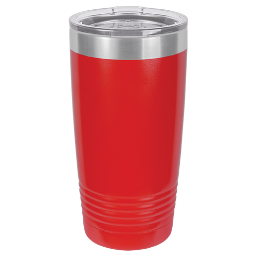 20 oz Red Ringneck Polar Camel Tumbler
