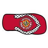 Louisiana-Lafayette Hitch Cover (RAGIN CAJUNS FLIPFLOP HITCH (45027))