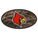 Louisville Hitch Cover (DOMED CAMOUFLAGE CARDINAL HIT (36554))