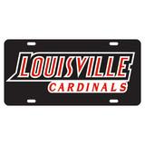 Louisville Tag (BLK/REF LOUISVILLE CARDINAL TA_36505)