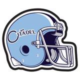 Citadel Bulldogs Hitch Cover (CITADEL HELMET HITCH (31597))
