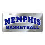 Memphis Tag (SIL/REF MEMPHIS BASKETBAL TAG (22027))