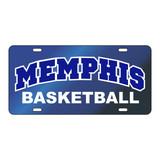Memphis Tag (BLU MIR/REF MEMPHIS BASKETBAL (22031))