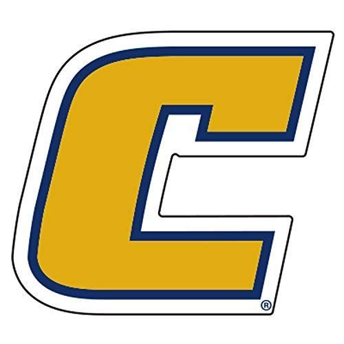 Tennessee - Chattanooga Magnet - Blue/Gold C