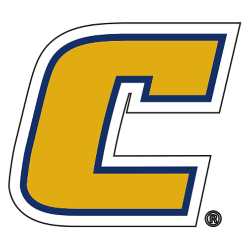 Tennessee - Chattanooga Decal - BLU/GLD C DECAL