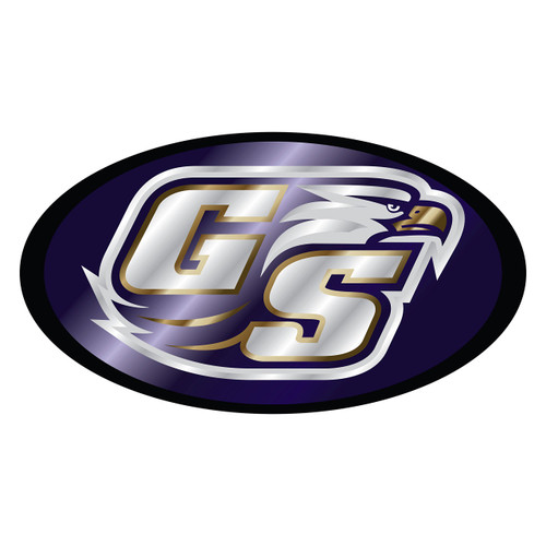 Georgia Southern Eagles Hitch Cover (MIRROR DOMED GS HITCH COVER (19604))