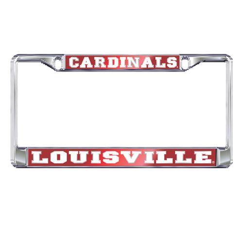 Louisville Plate Frame (MIR DOMED LOUIS CARDINAL FRAME (36562))