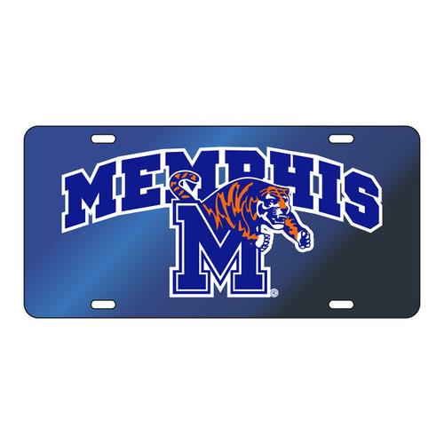 Memphis Tag (BLU MIR/REF MEM M TIGER TAG (22023))