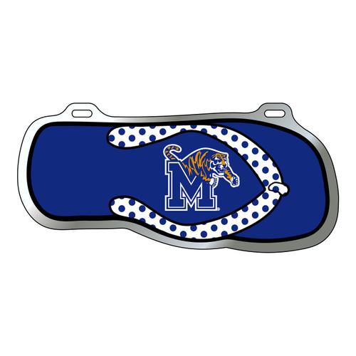 Memphis Tag (MEM FLIP FLOP LICENSE PLATE (22128))